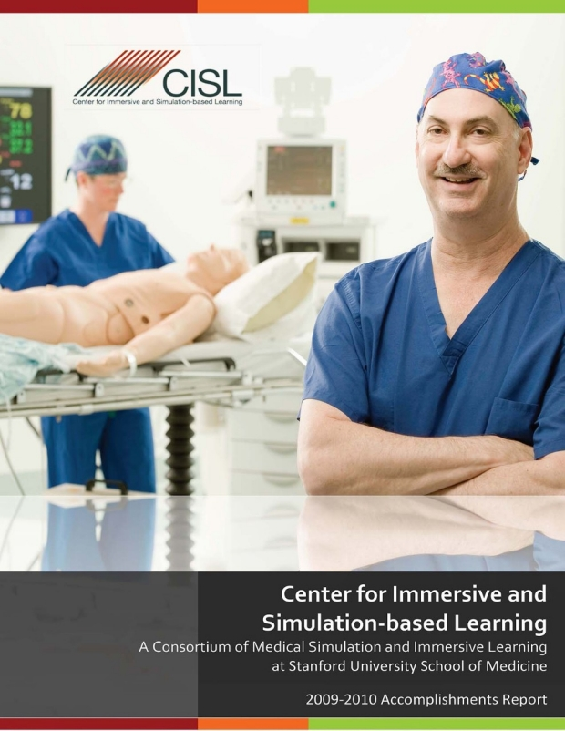 CISL 2009-2010 Accomplishments Report cover