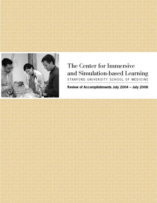 CISL 2004-2006 Accomplishments Report cover