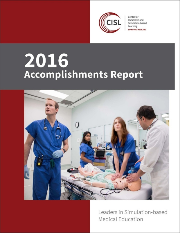CISL 2016 Accomplishments Report cover