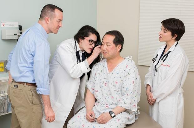 Patient with Doctors