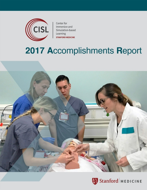 CISL 2017 Accomplishments Report cover